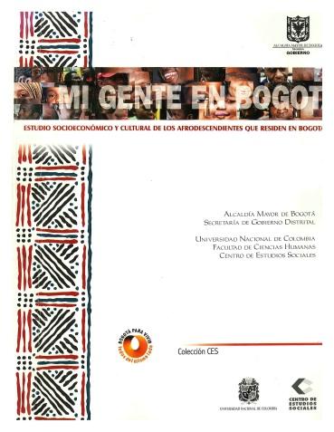 Mi gente en Bogotá PORTADA